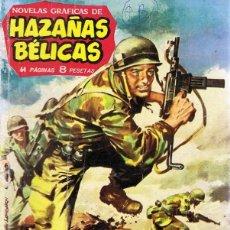 Tebeos: CÓMIC HAZAÑAS BÉLICAS Nº 12 ¨COMANDOS EN OKINAWA¨. Lote 98372383