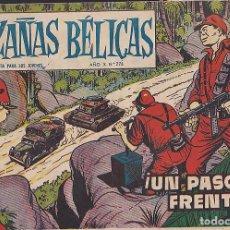 Tebeos: COMIC COLECCION HAZAÑAS BELICAS Nº 276. Lote 98375503