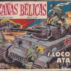 Tebeos: COMIC COLECCION HAZAÑAS BELICAS Nº 264. Lote 98375579