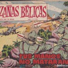 Tebeos: COMIC COLECCION HAZAÑAS BELICAS Nº 274. Lote 98375615