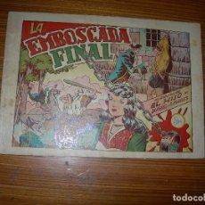 Tebeos: EL HIJO DEL DIABLO DE LOS MARES ALBUM IV EDITA TORAY . Lote 98751439