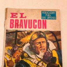 Tebeos: BOIXCAR OBRAS COMPLETAS Nº 65. EL BRAVUCON. TORAY 1967. Lote 98809255