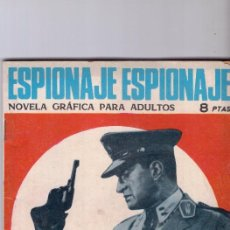 Tebeos: ESPIONAJE TORAY, Nº 46. Lote 98983335