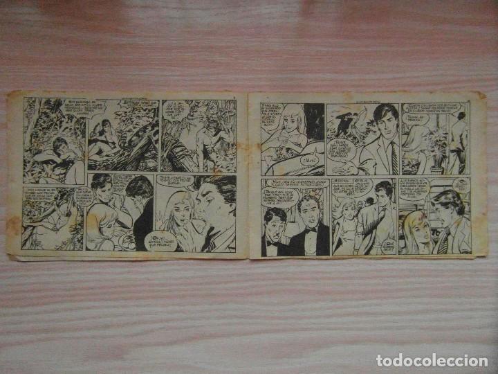 Tebeos: La civilizacion acecha. Tamar nº 31 de la linea Hombres de Accion. Editorial Toray. 1961 - Foto 3 - 99249227
