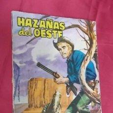 Tebeos: HAZAÑAS DEL OESTE. Nº 26. EDICIONES TORAY.. Lote 99690455