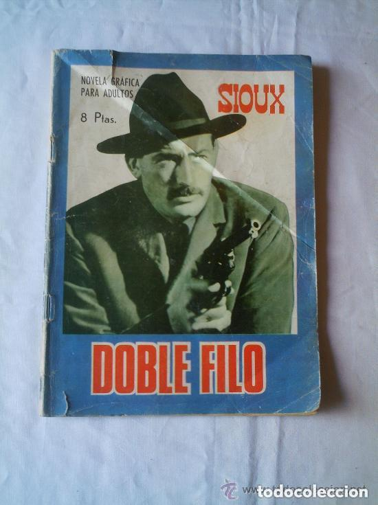 DOBLE FILO (Tebeos y Comics - Toray - Sioux)