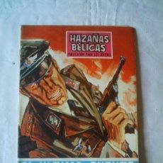 Tebeos: HAZAÑAS BÉLICAS - EL ULTIMO PUENTE 1968 Nº 186. Lote 99908255