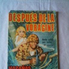 Tebeos: HAZAÑAS BÉLICAS DESPUÉS DE LA VORÁGINE 1966 Nº 115. Lote 99908347