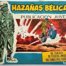 Tebeos: TEBEO HAZAÑAS BELICAS, Nº 318, EDICIONES TORAY, AÑO 1958. Lote 100153575