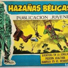 Tebeos: TEBEO HAZAÑAS BELICAS, Nº 306, EDICIONES TORAY, AÑO 1958. Lote 100153699