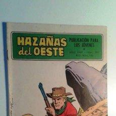 Tebeos: HAZAÑAS DEL OESTE Nº 201 - TORAY. Lote 100175079
