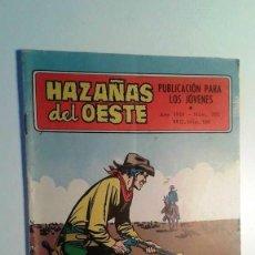 Tebeos: HAZAÑAS DEL OESTE Nº 202 - TORAY. Lote 100175111