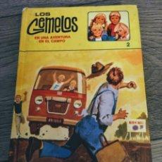 Tebeos: LIBRO LOS GEMELOS 1980. Lote 100181003