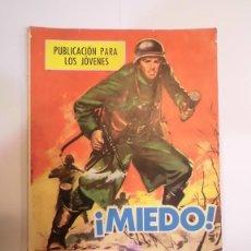 Tebeos: HAZAÑAS BELICAS BOIXCAR FORMATO LIBRETA - NUM 109 - ED. TORAY- 1969. Lote 100485516