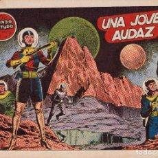 Tebeos: ORIGINAL-EL MUNDO FUTURO. AÑO I. NÚMERO 24. Lote 101099007