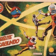 Tebeos: ORIGINAL-EL MUNDO FUTURO. AÑO III. NÚMERO 44. Lote 101099779