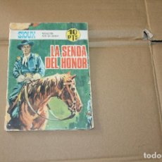 Tebeos: SIOUX Nº 107, NOVELA GRÁFICA, EDITORIAL TORAY. Lote 101210939
