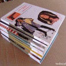 Tebeos: BRIGADA SECRETA COLECCION COMPLETA EDICIONES TORAY 1982. Lote 101361571