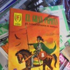 Tebeos: HOMBRES FAMOSOS 20 EL GRAN CAPITAN NAPOLES - ENVIO GRATIS - SIN USAR JAMAS !!! 1978. Lote 194146670