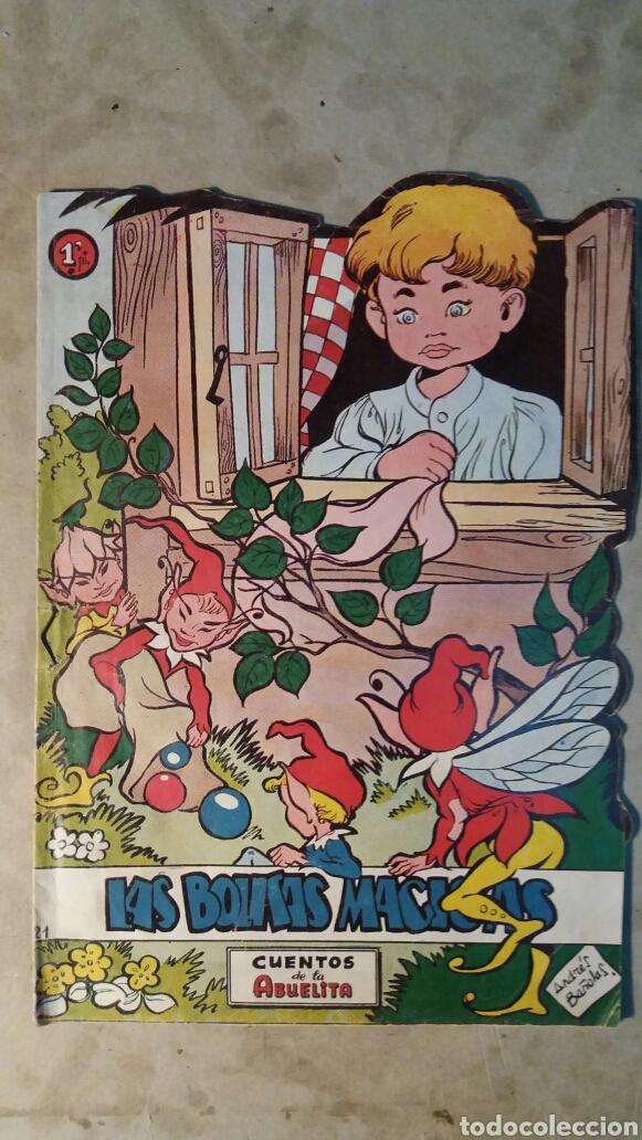 CUENTOS DE LA ABUELITA. N° 21 (Tebeos y Comics - Toray - Cuentos de la Abuelita)