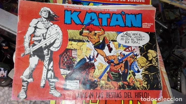 KATAN (Tebeos y Comics - Toray - Katan)