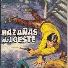 Tebeos: COMIC COLECCION HAZAÑAS DEL OESTE Nº 3. Lote 105901419