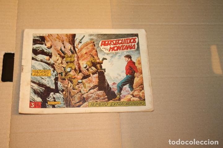 HAZAÑAS BÉLICAS 2ª Nº 185 NÚMERO EXTRAORDIANRIO, EDITORIAL TORAY (Tebeos y Comics - Toray - Hazañas Bélicas)