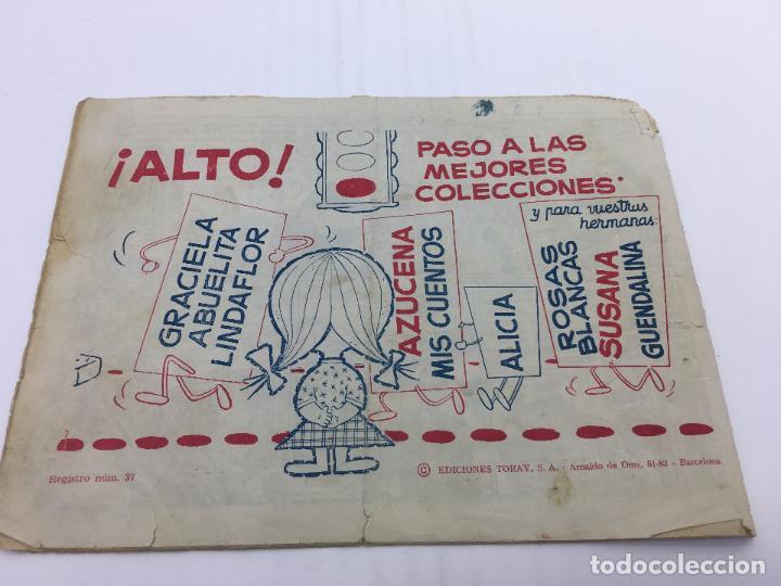 Tebeos: COLECCION ALICIA Nº 233 ediciones TORAY S.A. - AÑO 1958 - Foto 3 - 103083603