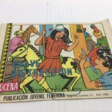 Tebeos: AZUCENA Nº 1021 - AÑO 1967 EDICIONES TORAY. Lote 103085639
