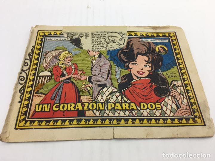AZUCENA Nº 483 - AÑO 1958 EDICIONES TORAY (Tebeos y Comics - Toray - Azucena)
