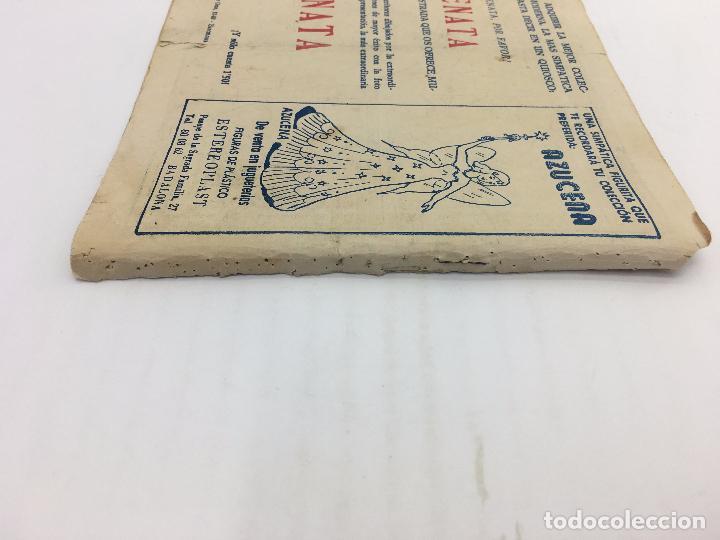 Tebeos: AZUCENA Nº 483 - AÑO 1958 ediciones TORAY - Foto 3 - 103104447