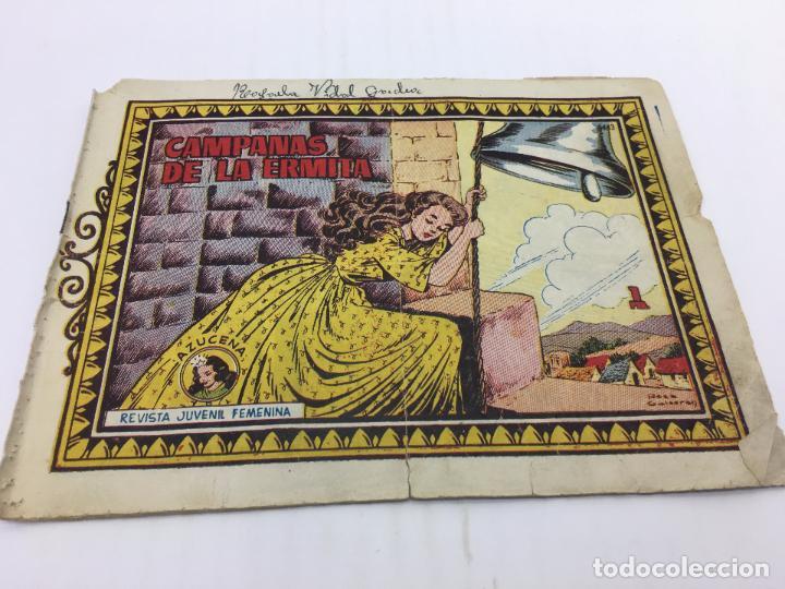 AZUCENA Nº 667 - AÑO 1958 EDICIONES TORAY (Tebeos y Comics - Toray - Azucena)
