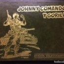 Tebeos: JOHNNY COMANDO Y GORILA, EDICION COLECCIONISTAS, 5 TOMOS COMPLETA. Lote 103109895