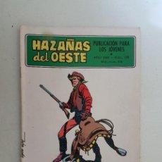 Tebeos: HAZAÑAS DEL OESTE. Nº 198. TORAY.. Lote 103141711