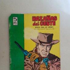 Tebeos: HAZAÑAS DEL OESTE. Nº 97. TORAY.. Lote 103143863
