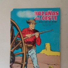 Tebeos: HAZAÑAS DEL OESTE. Nº 99. TORAY.. Lote 103144063
