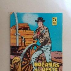Tebeos: HAZAÑAS DEL OESTE. Nº 98. TORAY.. Lote 103144199