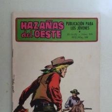 Tebeos: HAZAÑAS DEL OESTE. Nº 229. TORAY.. Lote 103144383