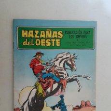 Tebeos: HAZAÑAS DEL OESTE. Nº 192. TORAY.. Lote 103144847