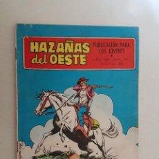 Tebeos: HAZAÑAS DEL OESTE. Nº 191. TORAY.. Lote 103146363
