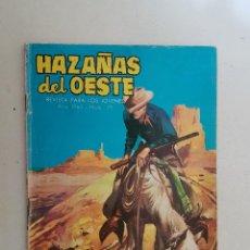 Tebeos: HAZAÑAS DEL OESTE. Nº 79. TORAY.. Lote 103146555