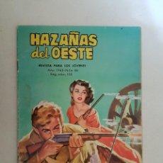 Tebeos: HAZAÑAS DEL OESTE. Nº 86. TORAY.. Lote 103146831