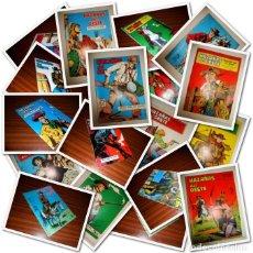 Tebeos: LOTE 18 COMICS DE HAZAÑAS DEL OESTE. Lote 103843155