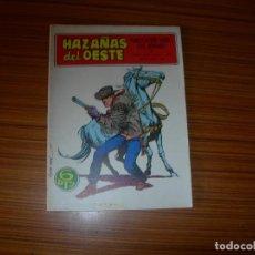 Tebeos: HAZAÑAS DEL OESTE Nº 194 EDITA TORAY . Lote 104068751