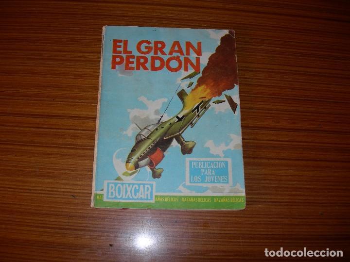 BOIXCAR Nº 77 GORILAS EDITA TORAY (Tebeos y Comics - Toray - Hazañas Bélicas)