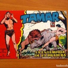 Tebeos: TAMAR - Nº 45, LA ESTAMPIDA DE LA PRADERA - EDICIONES TORAY 1961. Lote 104356795
