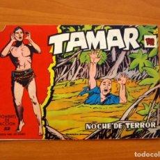 Tebeos: TAMAR - Nº 52, NOCHE DE TERROR - EDICIONES TORAY 1961. Lote 104356947