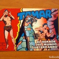 Tebeos: TAMAR - Nº 55, EL HORROR DEL MUNDO SUBTERRÁNEO - EDICIONES TORAY 1961 . Lote 104357135