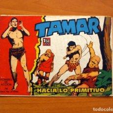 Tebeos: TAMAR - Nº 78, HACIA LO PRIMITIVO - EDICIONES TORAY 1961 . Lote 104357739