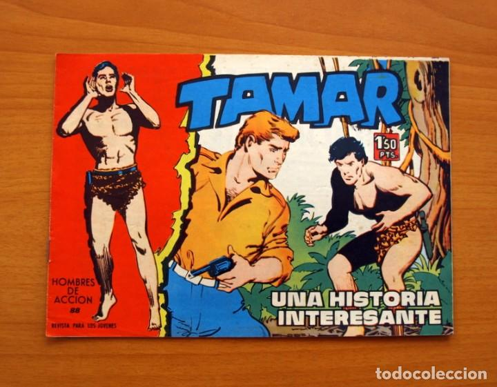 TAMAR - Nº 88, UNA HISTORIETA INTERESANTE - EDICIONES TORAY 1961 (Tebeos y Comics - Toray - Tamar)